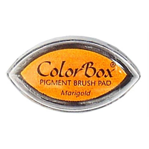 Clearsnap ColorBox Pigment Cat's Eye Ink Pad - Marigold