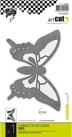 ***New Item*** Carabelle Studio - Carabelle Art Cut Die - Butterfly