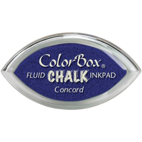 Clearsnap ColorBox Fluid Chalk Cat's Eye Ink Pad - Concord