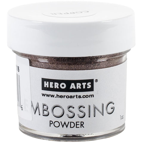 Hero Arts, Embossing Powder 1oz - Brass
