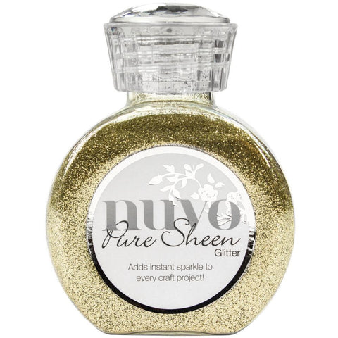 ***New Item*** Tonic Studios - Nuvo Pure Sheen Glitter - Champagne