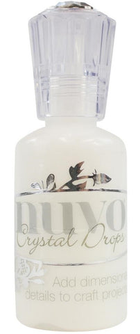 Nuvo - Tonic Studios - Crystal Drops - Gloss White