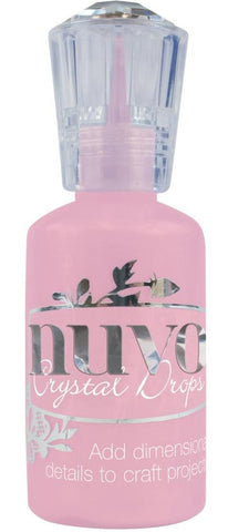 Nuvo - Tonic Studios - Crystal Drops - Gloss Bubblegum Blush