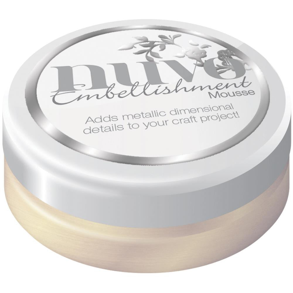 Tonic Studios - Nuvo Embellishment Mousse - Mother of Pearl