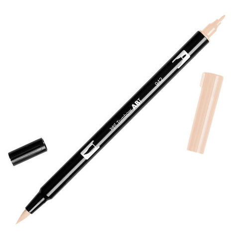 Tombow Dual Brush Pen - Tan #942