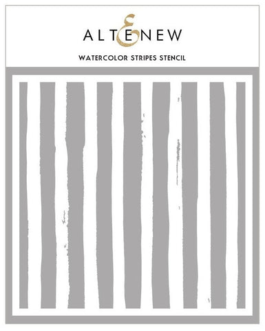 ***Pre-Order*** Altenew - Stencils - Watercolor Stripes