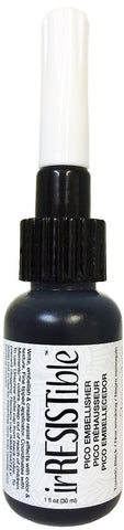 ***Pre-Order***Irresistible Pico Embellisher 1oz bottle - Tuxedo Black