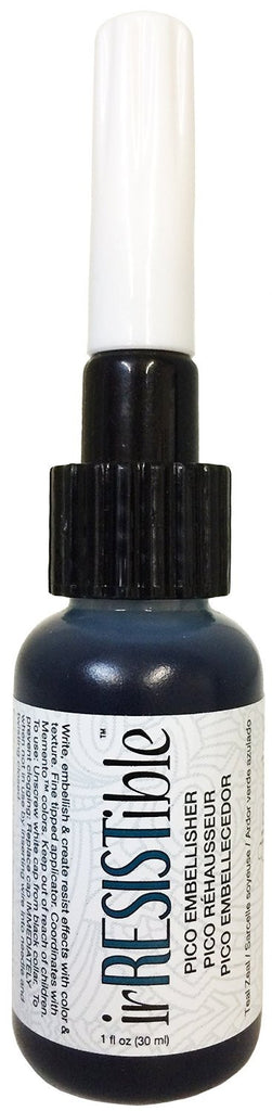 Irresistible Pico Embellisher 1oz bottle - Teal Zeal