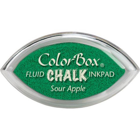 Clearsnap ColorBox Fluid Chalk Cat's Eye Ink Pad - Sour Apple