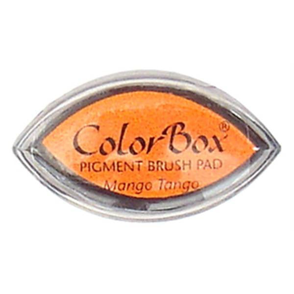 Clearsnap ColorBox Pigment Cat's Eye Ink Pad - Mango Tango