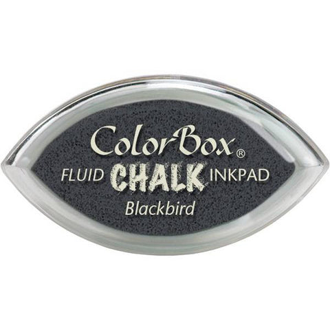 Clearsnap ColorBox Fluid Chalk Cat's Eye Ink Pad - Blackbird