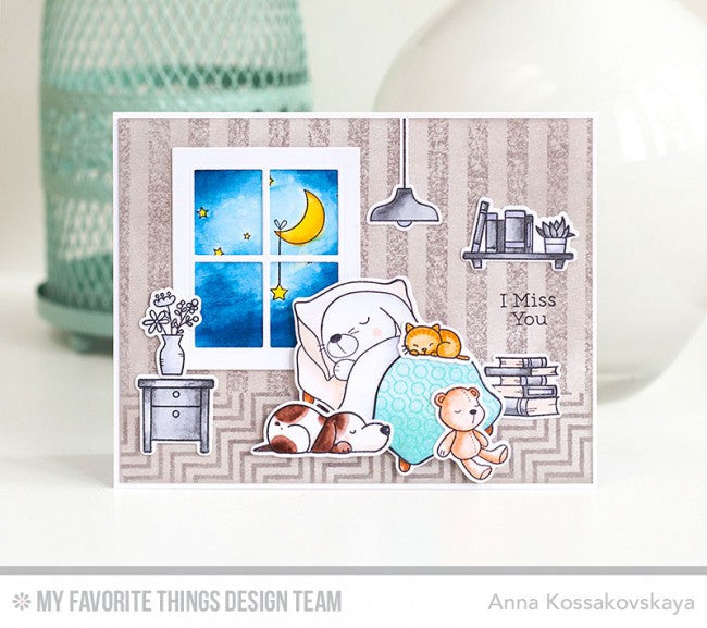 My Favorite Things - Die-Namics - Somebunny I Love (coordinates with Somebunny I Love Stamp Set)