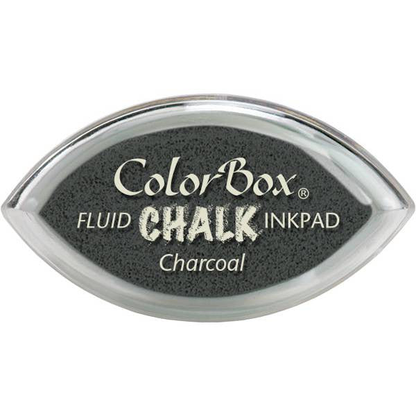 Clearsnap ColorBox Fluid Chalk Cat's Eye Ink Pad - Charcoal