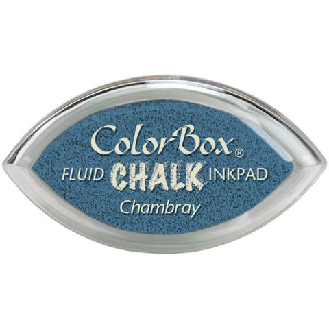 Clearsnap ColorBox Fluid Chalk Cat's Eye Ink Pad - Chambray