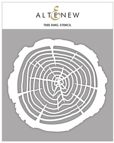 ***Pre-Order*** Altenew - Stencils - Tree Ring
