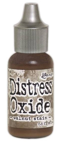 Ranger - Tim Holtz Distress Oxide Re-Inkers - Walnut Stain