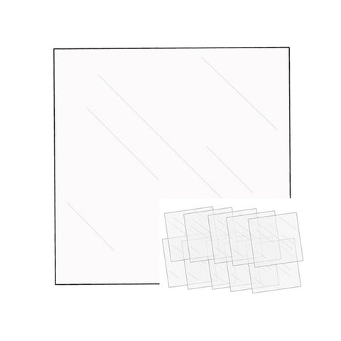"We R Memory Keepers, FUSEables Fuse Clear Sheets - 12"" x 12"""