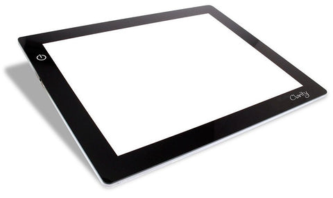 Clarity Stamp - A4 'Lightwave' LED Light Panel