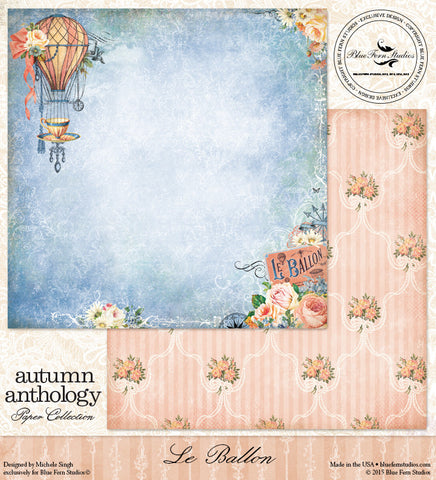 Blue Fern Studios - Autumn Anthology: Le Ballon