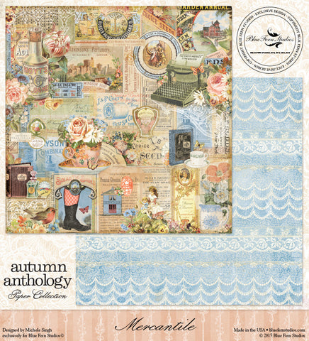 Blue Fern Studios - Autumn Anthology: Mercantile