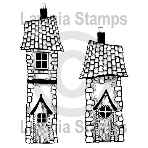 BF17 - Lavinia Stamps - Bella's House