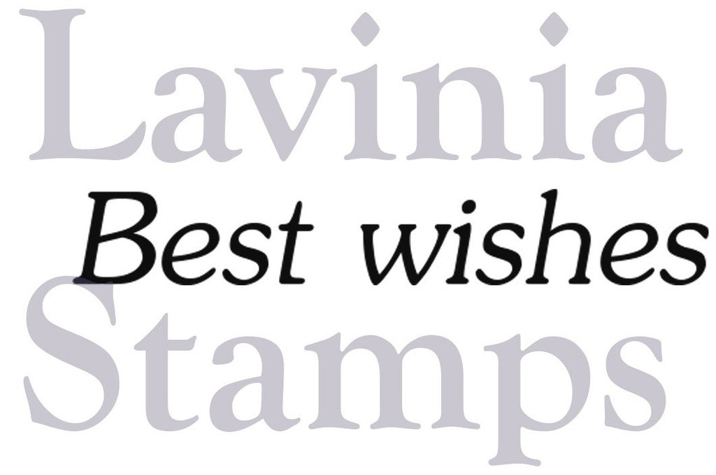 Lavinia Stamps - Best Wishes