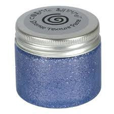 Cosmic Shimmer Texture Paste - from Sue Wilson Designs - Sparkle - Lilac Blush 50ml Jar