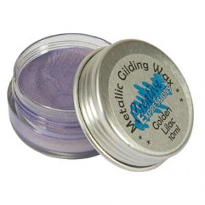 Creative Expressions - Gilding Wax (10 ml) - Golden Lilac