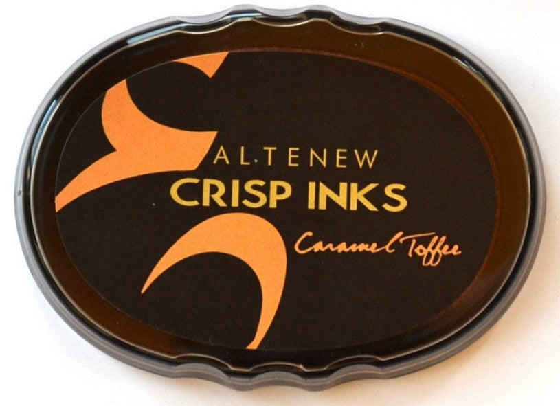 Altenew - Crisp Dye Ink - Caramel Toffee