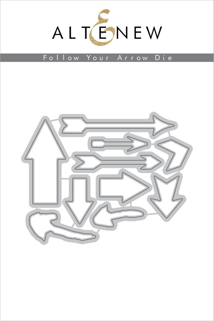 Altenew - Follow Your Arrow Die Set