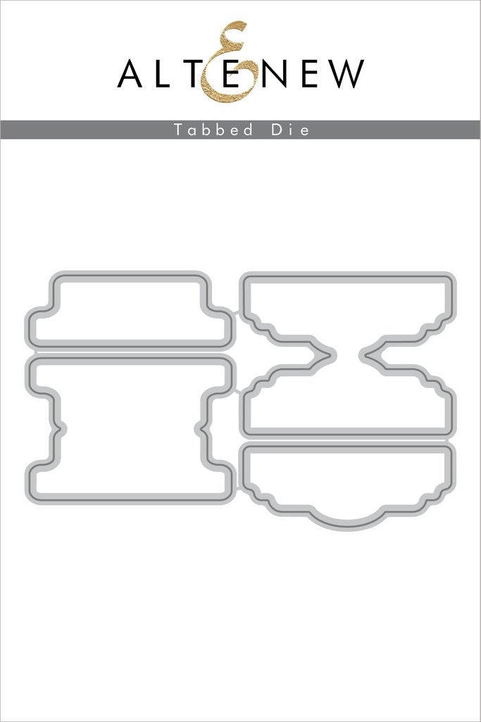 Altenew - Tabbed Die Set