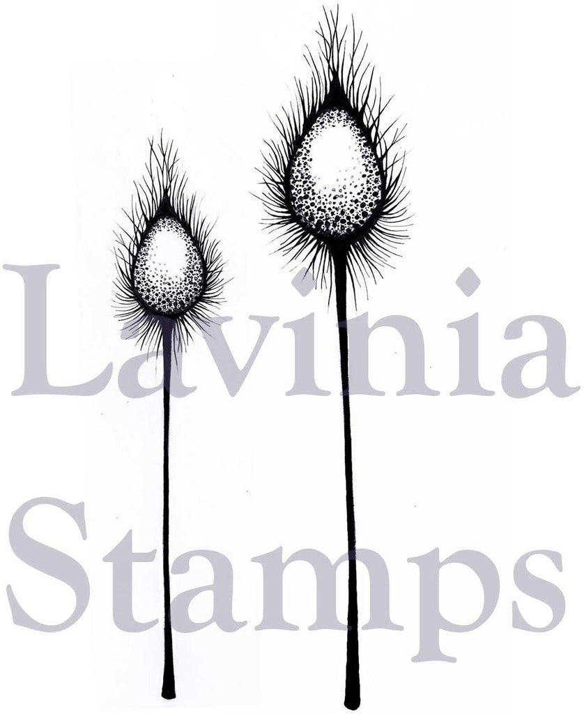 BF17 - Lavinia Stamps - Flowers and Foliage - Dragon Pods