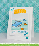 Pre Order Lawn Fawn - Photopolymer Clear Stamps - Duh-Nuh