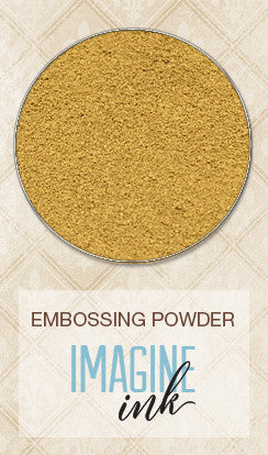 Blue Fern Studios - Imagine Ink Embossing Powder - Auburn