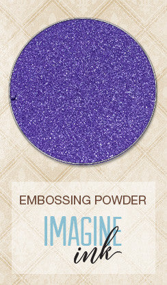 Blue Fern Studios - Imagine Ink Embossing Powder - Iris