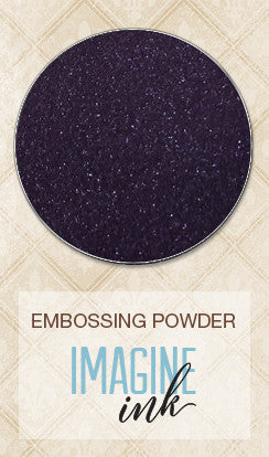 Blue Fern Studios - Imagine Ink Embossing Powder - Pansy