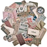 Tim Holtz Idea-Ology Ephemera Pack - Expedition