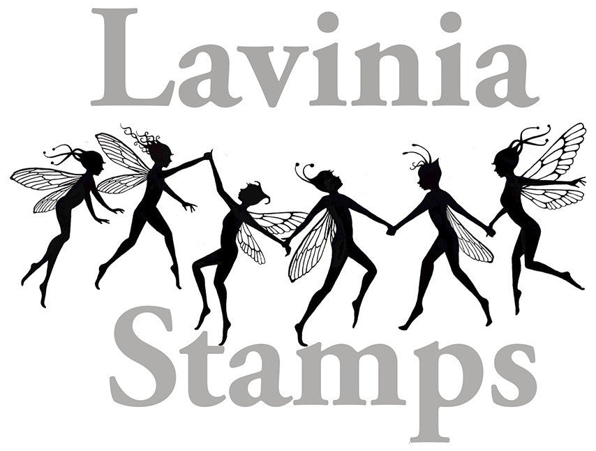 BF17 - Lavinia Stamps - Fairy Mystical - Fairy Chain (Small)