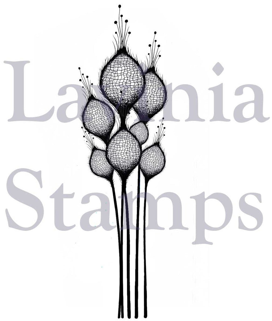 BF17 - Lavinia Stamps - Flowers and Foliage - Fairy Thistles