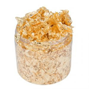 Cosmic Shimmer Gilding Flakes - Golden Jewels 200ml jar