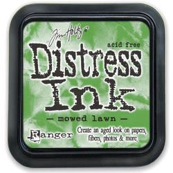 Mowed Lawn Distress Ink