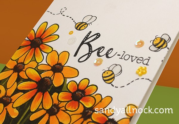 Honey Bee Stamps - Honey Cuts Steel Craft Dies - Busy Bees