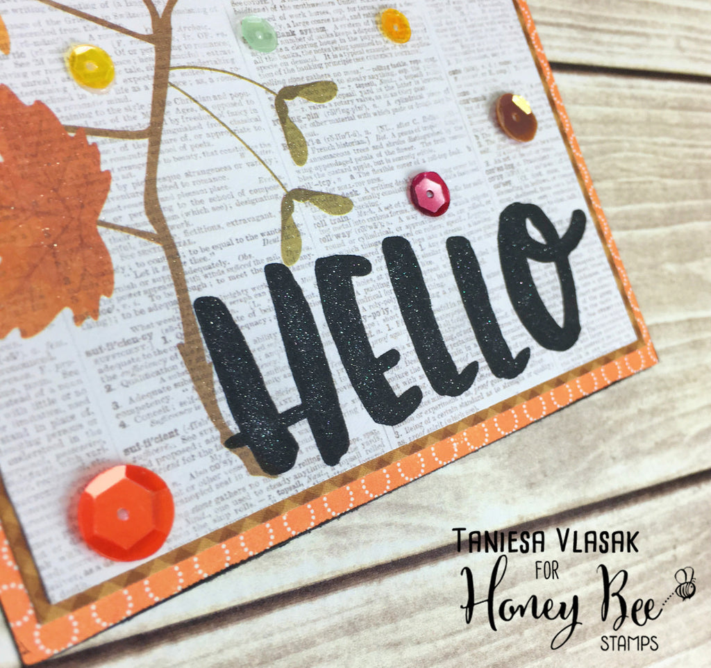 Honey Bee Stamps - Gather Together | 6x8 Stamp Set