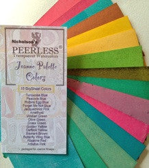 Peerless Watercolor - JoAnns Palette (15 colors)