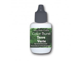 Ken Oliver - Color Burst - Terre Verte  (New Color)