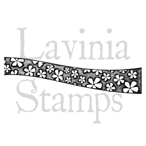 Lavinia Stamps - Borders - Hill Border Stamp