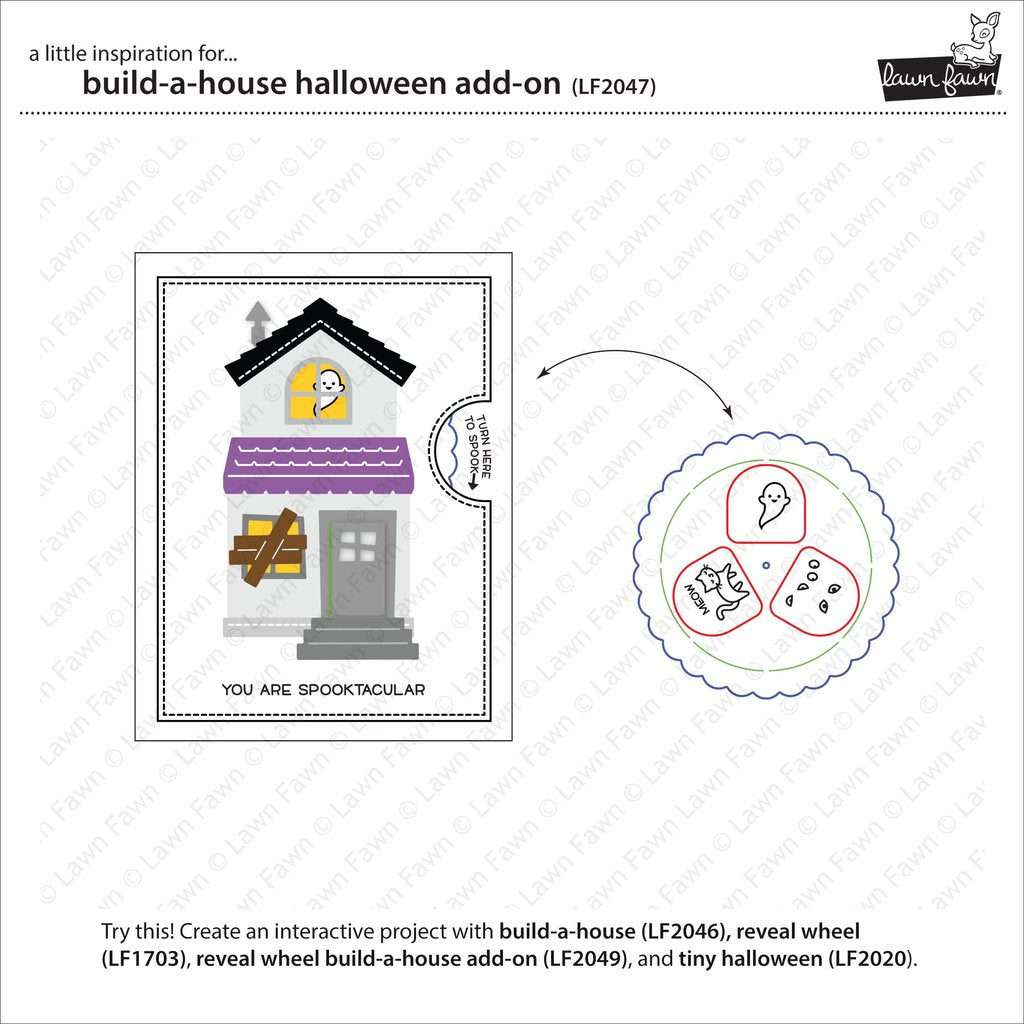 PRE-ORDER Build-A-House Halloween Add-On