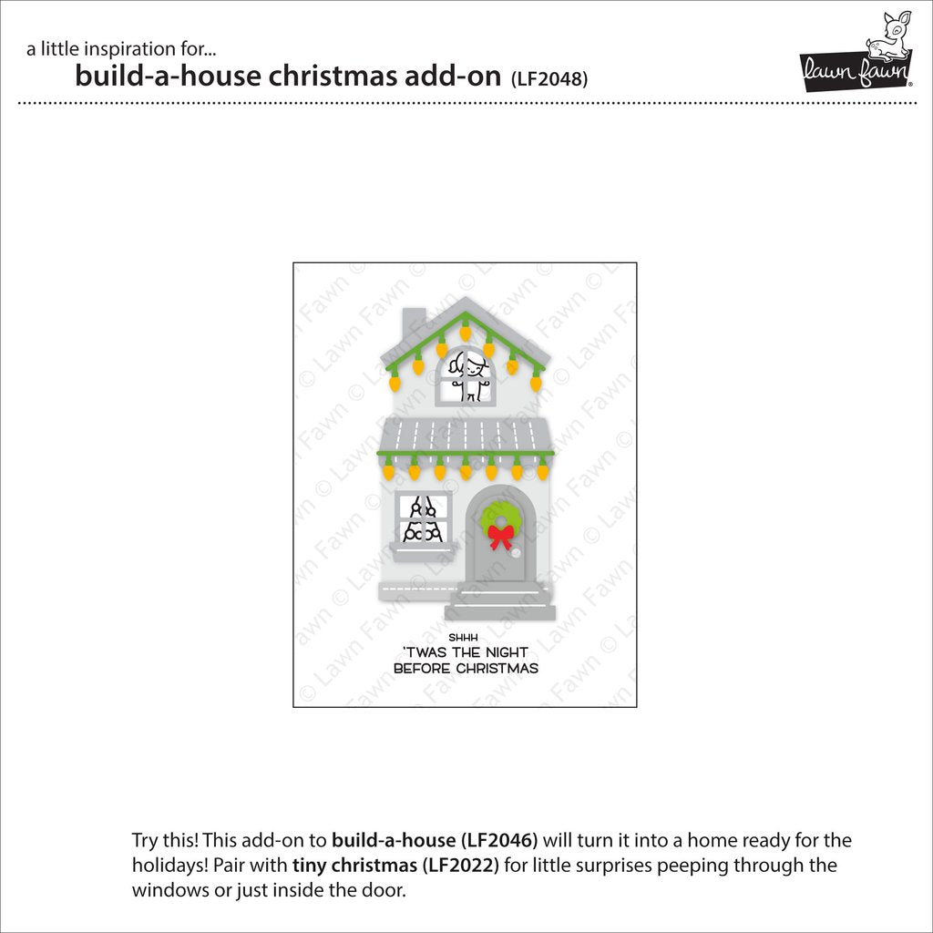 Build-A-House Christmas Add-On  (BF2019)