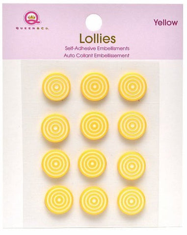 ***Pre-Order*** Queen & Co - Lollies - Yellow