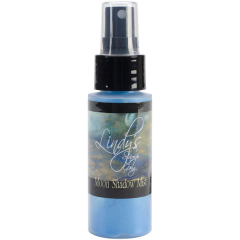 Lindy's Stamp Gang Moon Shadow Mist Spray Two Toned 2oz - Bluebeard Blue Violet